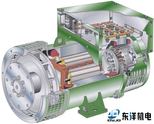11分析交流发电机电压调节器基本电路的电压调节原理.